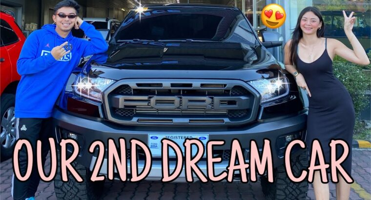 NAKABILI NA KAMI NG 2ND BRAND NEW DREAM CAR NAMIN SAWAKAS (RAPTOR 2020)