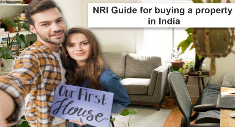 NRI Information for purchasing a property in India