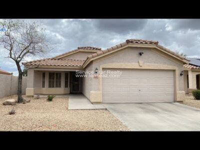 Peoria Houses for Lease 3BR/2BA by Peoria Property Administration