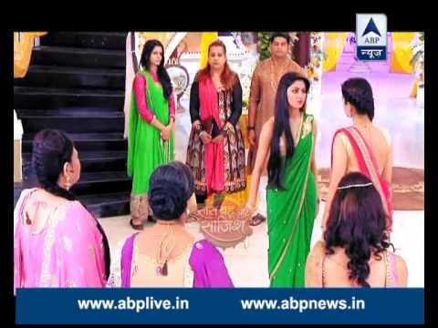 Pragya goes underneath make-over; returns to take the property
