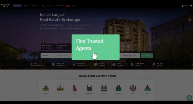 Actual Property Brokers in India | Property Sellers | Property Brokers