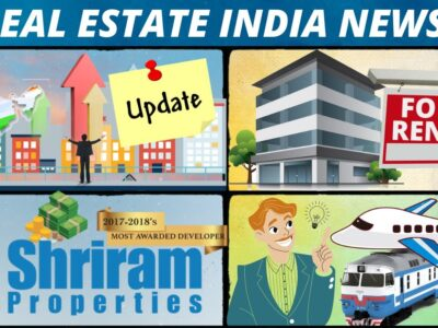 Actual Property India Information: Luxurious property enhance | Shriram properties Rs.800 Cr IPO & Extra