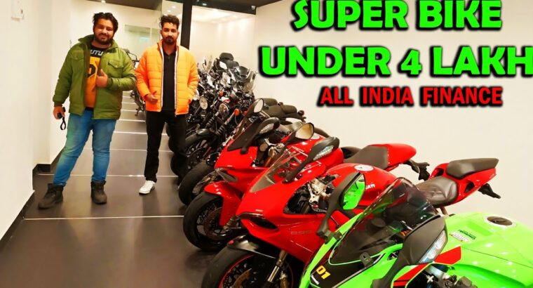 Tremendous Bikes Underneath Four Lakh | Ducati | Tiger|Versys|Iron 883| Cruiser's Planet | Second Hand Tremendous bike