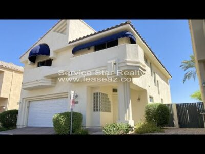 Tempe Houses for Hire 3BR/2.5BA by Tempe Property Administration