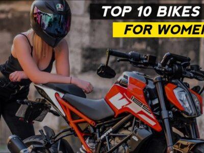 High 10 Finest Bikes For Ladies's in India | Rishav Arya