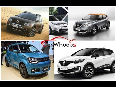 High 10 Upcoming SUVs In India Underneath 15 Lakhs
