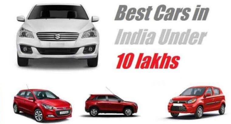 #Prime Ten Automotive Greatest #Vehicles with costs between  5-10 Lakhs in India 2020