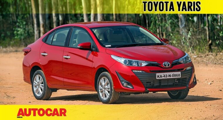 Toyota Yaris | First Drive Assessment | Autocar India