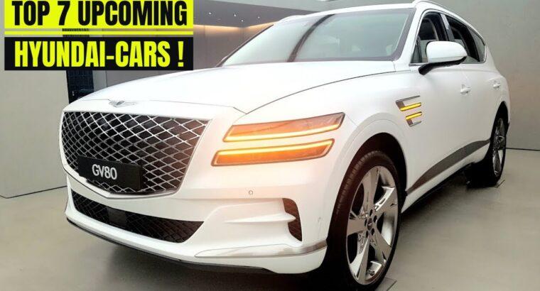 Upcoming Hyundai automobiles in india 2020-2021 | New Hyundai Suv Automobiles Launch India-hyundai palisade🔥