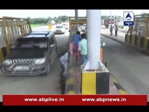 Watch Mohammad Shahabuddin's convoy cross by with out paying toll tax