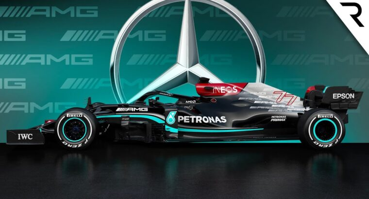 What's new on Mercedes' 2021 F1 automotive – and what it's protecting secret