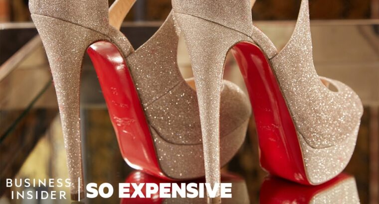Why Louboutin Footwear Are So Costly | So Costly