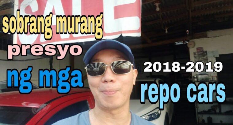 most cost-effective 2018 to 2019 repossessed vehicles costs   murang presyo ng mga hatak nasasakyan 2018 to 2019  
