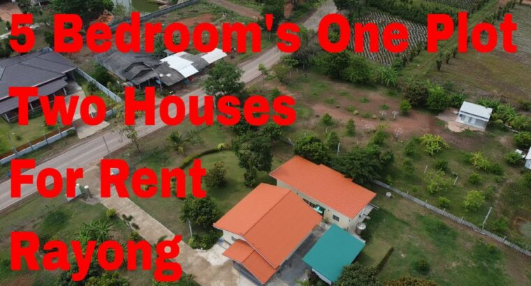 🆕Rayong Home Leases Property For Lease Rayong New Video
