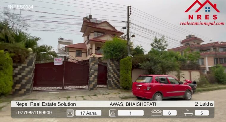 🎀Luxurious Property For Lease@Bhaisepati,Awas🎀In 17 Aana Space .