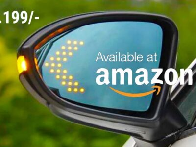 16 Wonderful New Automobile Equipment Out there On Amazon India & On-line   Underneath Rs,199, Rs500, Rs1000