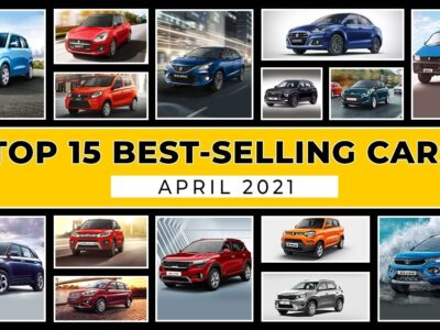 Prime 15 Most Standard & Greatest Promoting Vehicles In India In April 2021