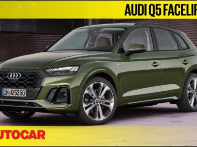 2020 Audi Q5 Facelift – What's New? | First Look | Autocar India