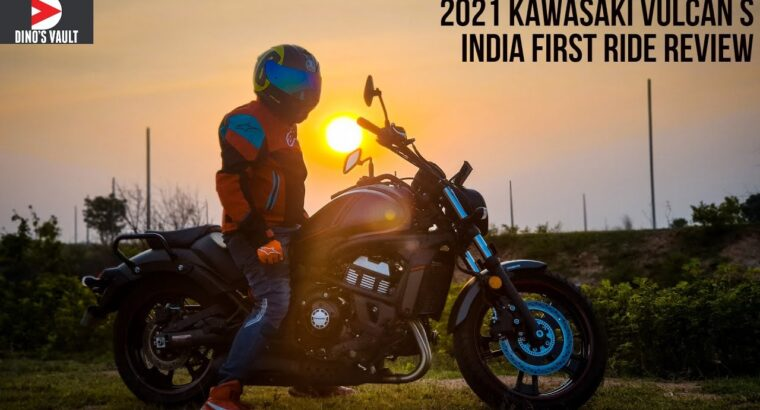 2021 Kawasaki Vulcan S BS6 Prime Pace India First Experience Evaluation #Bikes@Dinos