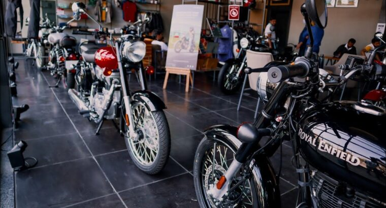 2021 Royal Enfield Bikes Newest Full Worth Record