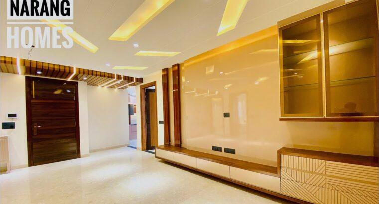 Three Bhk Luxurious builder ground on the market | ground on the market | Narang Houses | sushant lok 1 gurgaon