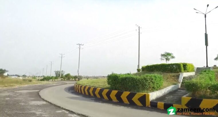 5 MARLA RESIDENTIAL PLOT FOR SALE IN BLOCK F UNIVERSITY TOWN ISLAMABAD