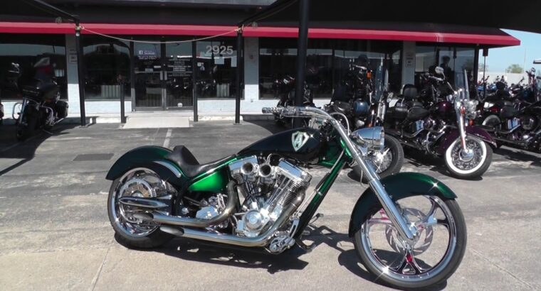 588121 – 2003 Arlen Ness 145 Tribute Customized – Used bikes on the market