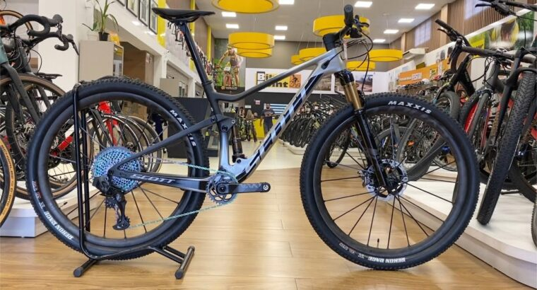 A impressionante Scott Spark RC de R$100 mil – Bike Level SC
