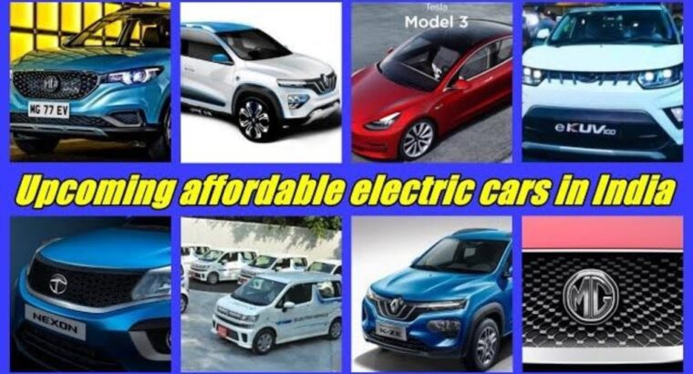 Inexpensive electrical vehicles launch in india //upcoming low cost EV in india//ev in ndia beneath 10 lakh.