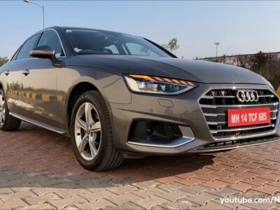 Audi A4 40 TFSI Know-how- ₹46 lakh | Actual-life assessment