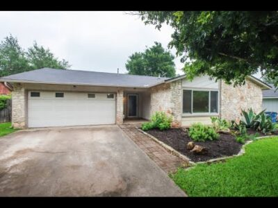 Austin Houses for Hire 3BR/2BA by Austin Property Administration