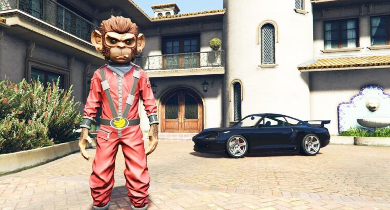 BUYING A NEW PROPERTY AND CAR in GTA 5 ONLINE