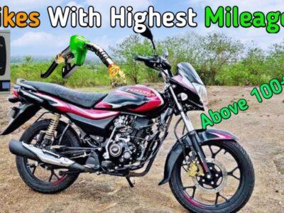 Finest Mileage Bikes in india 2021 | Petrol Hike | 100 Kmpl Mileage | Gaadi Gyan