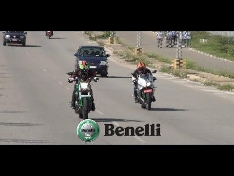 Finest Sounding Bikes – INDIA: Benelli 302R #BikersIN