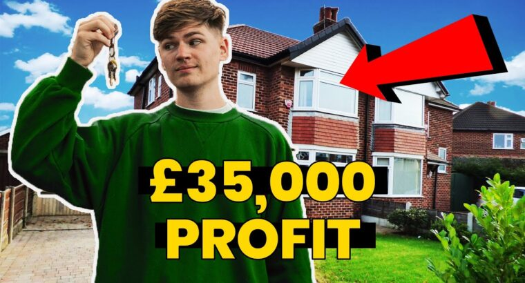 Shopping for A Home To Flip – Property Deal   UK Property Investing VLOG