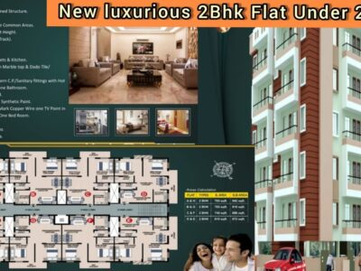 Flat underneath 20Lac For Sale|Don't miss To Watch|Apna Flat Beneath 20Lac|BookNow|Restricted Flat Out there