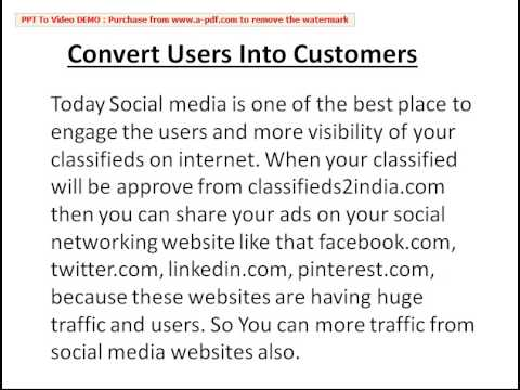 Free Property Itemizing, Advertisements Websites in India