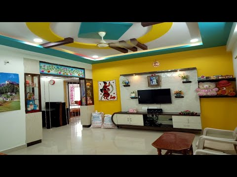 Totally Furnished Flat For Sale With Pooja Room    North-East Nook    2nd Ground    three Years Outdated
