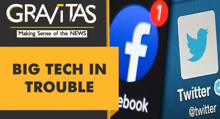 Gravitas: Twitter raided in India