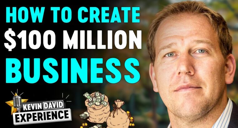 HE BOUGHT HIS FIRST REAL ESTATE AT 14 YEARS OLD AND BUILT A $100 MILLION COMPANY- HERE IS HOW…