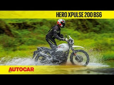 Hero XPulse 200 BS6 evaluate – Off-road hero now higher than earlier than | First Trip | Autocar India
