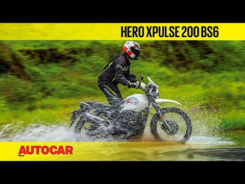 Hero XPulse 200 BS6 evaluate – Off-road hero now higher than earlier than   First Trip   Autocar India