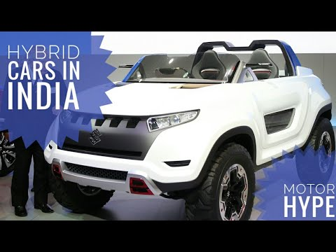 Hybrid Vehicles In India with Worth.