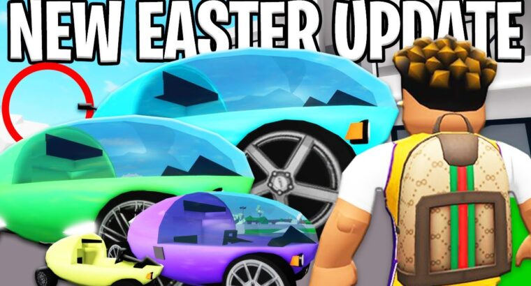 I Obtained EVERY NEW EGG And CAR In The NEW BROOKHAVEN RP EASTER UPDATE!