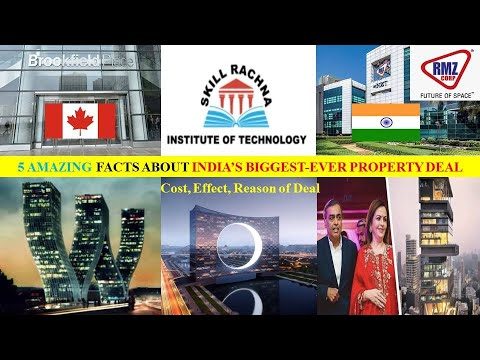 India Largest Actual Property Deal // India Largest Ever Property Deal // Superb Information about Deal