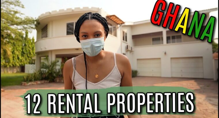 LOOKING FOR A HOUSE TO RENT FOR OUR RELOCATION TO GHANA | 12 Rental Properties in Ghana
