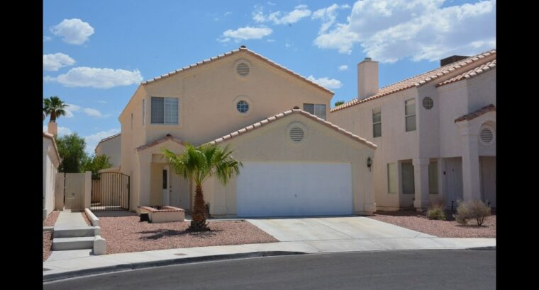 Las Vegas Houses for Lease 3BR/2.5BA by Las Vegas Property Managers