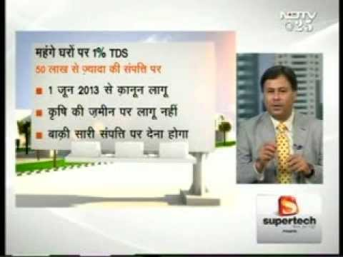 NDTV Property india 02082013