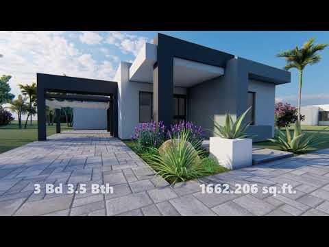 NEW HOUSING DEVELOPMENT,  ST. ANN, JAMAICA- Welcome Pyramid Level.