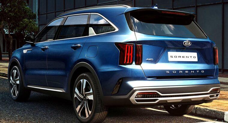 New 2021 KIA Sorento (7-Seater) – Household SUV!